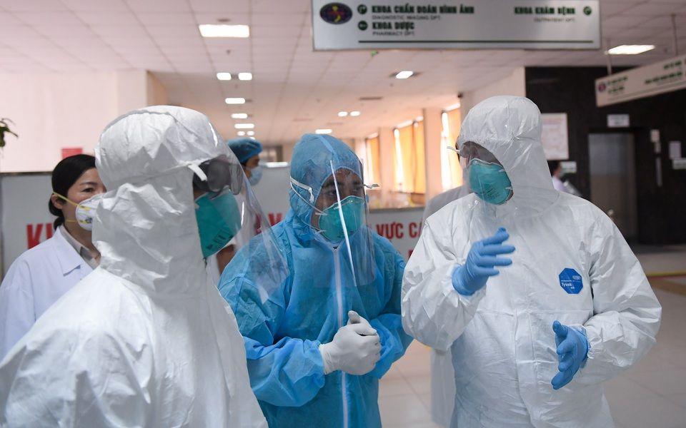 Cập nhật 14h ngày 27/3: Thêm 6 bệnh nhân Covid-19 ở Việt Nam được ...