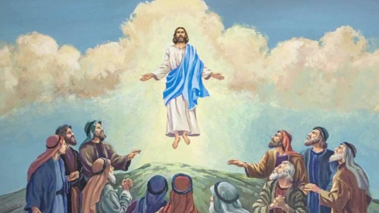 Suy Niệm Lời Chúa: Lễ Chúa Thăng Thiên, Năm C - DÒNG ĐỨC MARIA NỮ ...