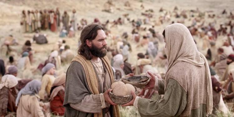 Nghe giảng Chúa nhật XVIII thường niên năm A (2014) – HUYNH ĐOÀN ...