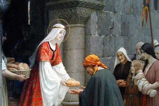 Thánh Êlizabeth Hungary - Hạnh các Thánh - cgvdt.vn