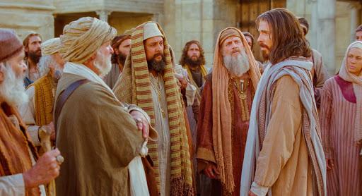 Luật và thái độ của Chúa Giêsu - Lời Chúa và Cuộc Sống - cgvdt.vn