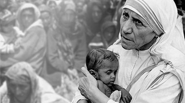 Mẹ Teresa calcutta – NHÂN -Humanity