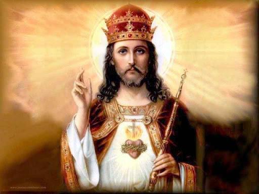 LỄ ĐỨC GIÊSU KITÔ VUA VŨ TRỤ - NĂM C