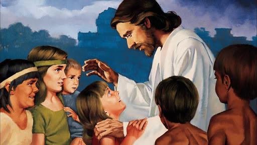 Con cái Thiên Chúa - Lời Chúa và Cuộc Sống - cgvdt.vn