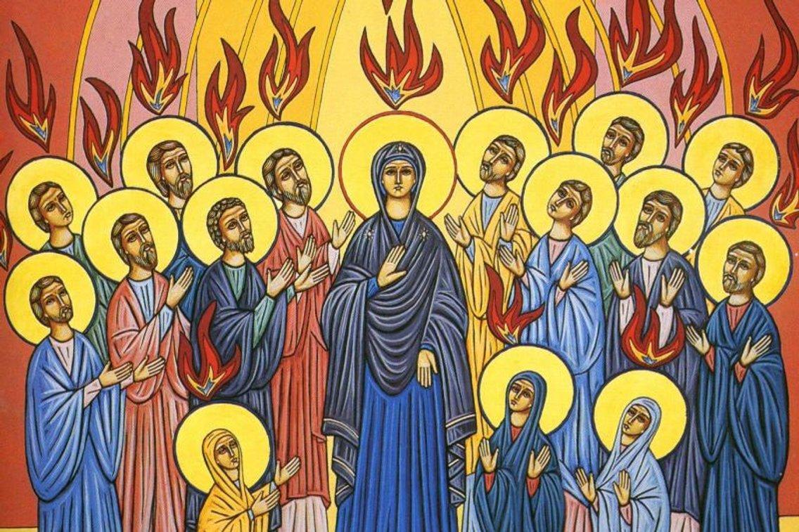 20180520 - Pentecoste in Basilica - Cover Image
